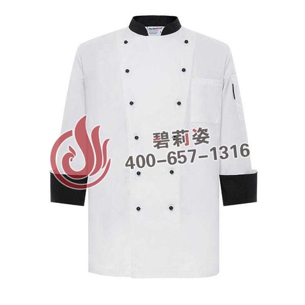 厨师服装定做工厂